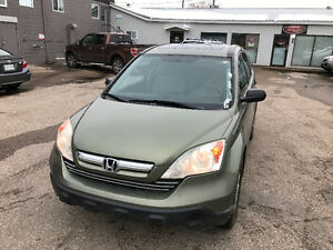 2007 HONDA CRV AWD SUV. FINANCING AVAILABLE SUNROOF/REMOTE START