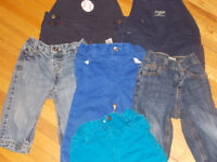 Lot of Boy clothes 9-12 months