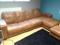 3 Piece Suite - DFS Including L Shape Sofa
