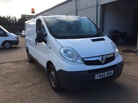 2007 Vauxhall vivaro 1900 cdti, Direct from Anglian water, Only 80k!