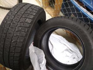 SOLD - Blizzak Snow Tires
