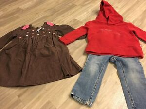 Girls size 2t