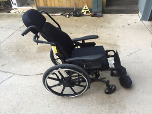 Orion 2 Tilt Wheelchair with ROHO Padding