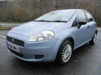 Fiat Punto Active 8v 5dr PETROL MANUAL 2006/56