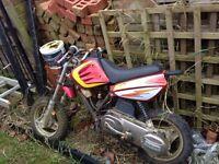 Kids motorbike 50 cc