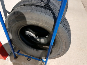 265/70R17 good year sra tires for sale