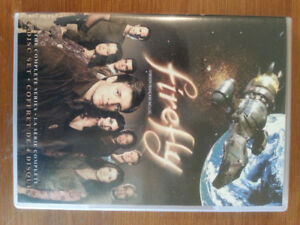 Firefly - The Complete Series on DVD