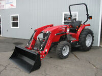 Massey Ferguson 1736 Tractor with Loader - 0% for 72 Months!