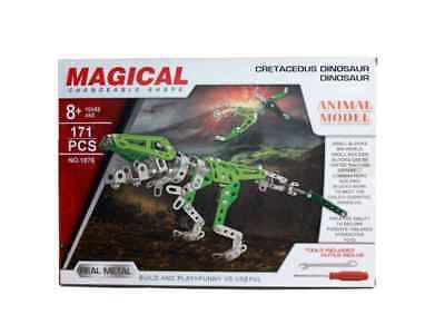 MAGICAL 1876  Metal Technics Dinosaur 171 Teile