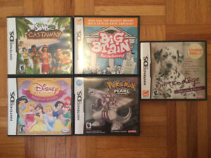 Nintendo DS/3DS Games and Accessories