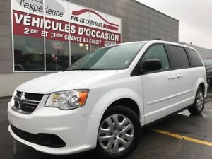 Dodge Grand Caravan SXT STOW & GO + BLUETOOTH 2016