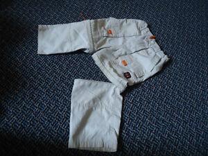 Boys Size 18 Months Zip Off Khakis Kingston Kingston Area image 3