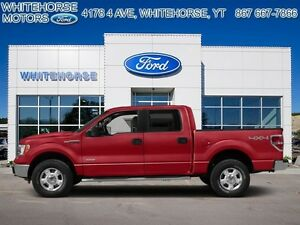 2014 Ford F-150 4X4-SUPERCREW FX4-157 WB   - $305.56 B/W - Low M
