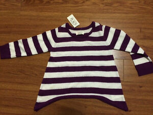 Brand new with tag sweater