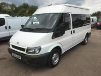 Ford TRANSIT 300 MWB (2005) minibus LX custom