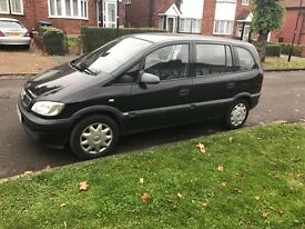 Vauxhall safira 1.8 !!!!! 400£ very low millage !!