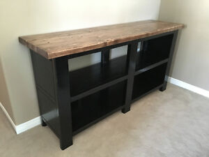 Hand Crafted Solid Wood Console Table