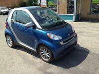 2009 Smart Fortwo Toit Panoramic Coupé (2 portes)