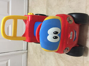 My First Cozy Coupe Ride-On - Little Tikes