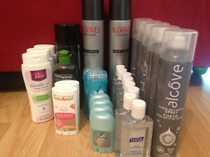 Beauty and grooming products- large sale 50%