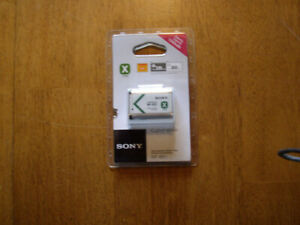 SONY battery X-Series