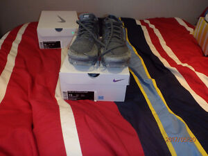 WOLF GREY VAPORMAX SIZE 13