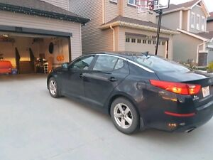 2014 Kia Optima LX Sedan | CLEAN HISTORY| LOW KM!