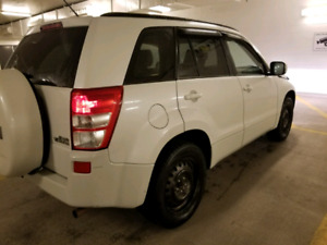 2010 GRAND VITARA JLX-L BAS KM. NEGOCIABLE
