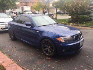 2012 BMW 1-Series M Sport Coupe (2 door)
