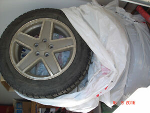 hankook all weather tires and rims