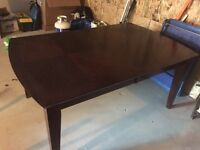 Black Friday Dining Room Table for sale (used)