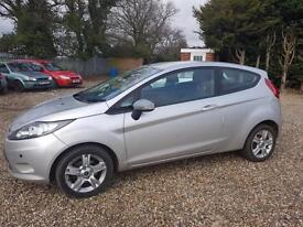 Ford Fiesta 1.25 ( 82ps ) 2009MY Style +, Air Con, Alloys, Electric Pack