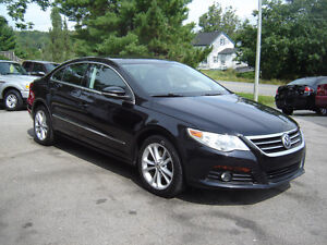 2011 Volkswagen CC HIGHLINE Sedan