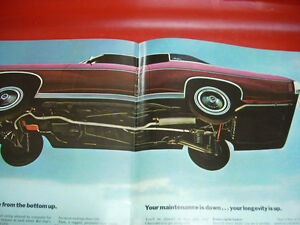1970 Chevrolet sales brochure Peterborough Peterborough Area image 6