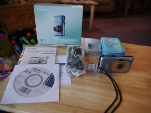 Canon Powershot SD1300 IS Excellent Condition