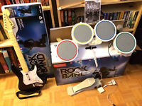 The Beatles Rock Band on WII!!!