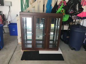 Kincaid- Canadian Made Solid wood China Cabinet Top
