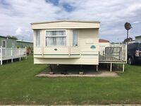 Caravan to rent @ Thornwick Bay