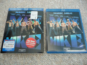 Magic Mike - Blu-Ray/DVD Combo Pack With Slipcover