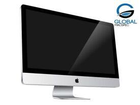 Apple iMac 27 inch i5 Processor 2.66 Ghz 8gb Ram 1TB Logic9 Adobe FinalCutProX/Studio **YOSMITE**