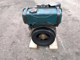 Fuji Robin DY41 Desel Engine 7.5 HP