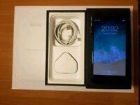 Apple iPhone 7 jet black 128gb unlocked