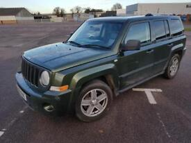 Jeep Patriot 2.4 Limited, Rare Petrol Version, Very Fast, FSH