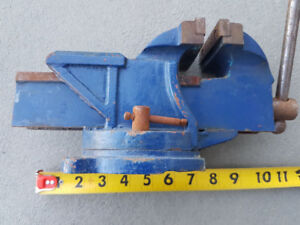 Medium Size Swivel Bench Vice - Used
