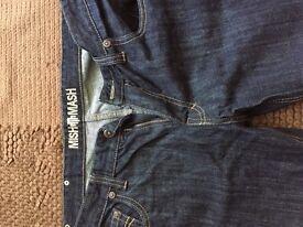 Mishmash jeans