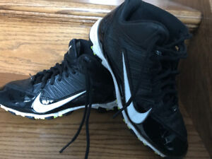 Youth Nike football cleats