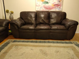 Sofa, loveseat and chair for sale - $250 (3PC) or 1PC $100