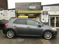 2008 TOYOTA AURIS 2.0 D-4D SR 126 BHP 5 DOOR HATCHBACK (AA) WARRANTY INCLUDED