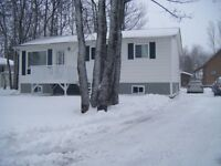 Two bedroom bungalow for rent in Parlee Beach, Pointe du Chene