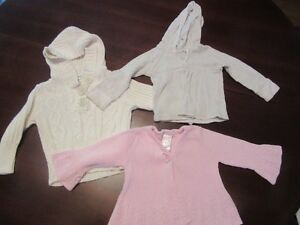 Girls Fall/Winter Clothing Size 6-12 months